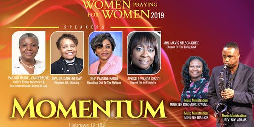 Women Praying for Women Seminar