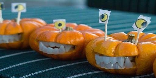 Kooky, spooky Halloween fun - Children's Holiday Activity