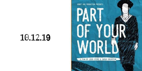 Part of Your World (2019): Premiere tickets