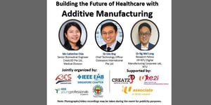 Seminar - Building the Future of Healthcare with...