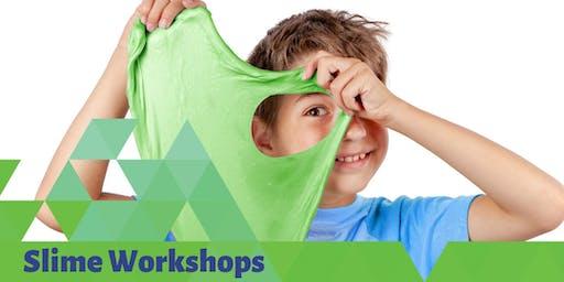 FREE Slime Lab Workshops - Sapphire Marketplace