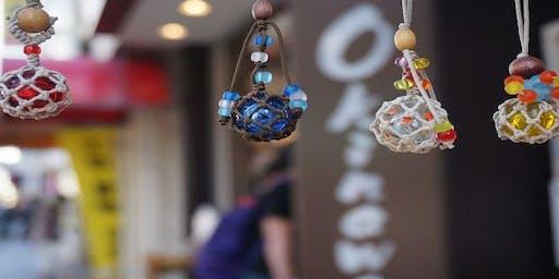 Hanging Glass Jars - Children's Holiday Activity