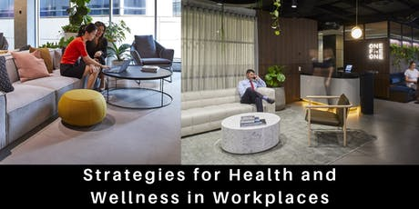 Strategies for Health and Wellness in Workplaces tickets
