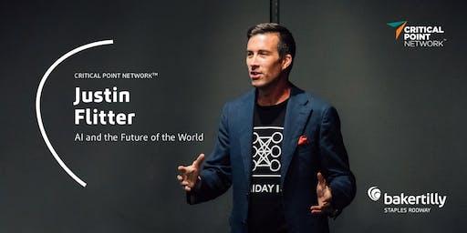 Justin Flitter - Keynote Speaker | Critical Point Network™