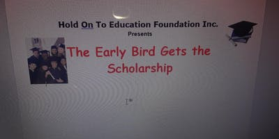 The Early Bird Gets The Scholarship