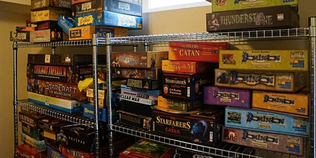 Ashburton Board Games club tickets
