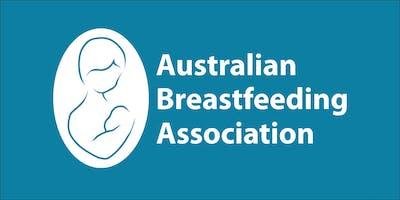 Breastfeeding Education Class - Ulverstone (October 2019)
