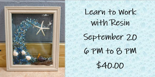 Learn to work with Resin!