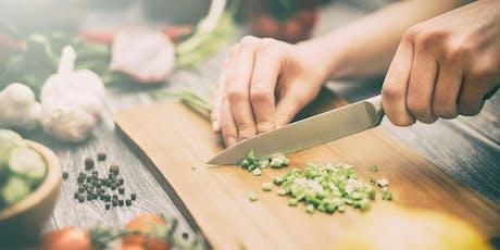 Knife Skills - BONUS KASUMI UTILITY KNIFE tickets