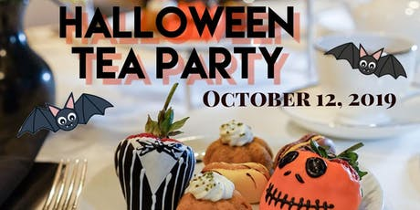 Halloween Tea Party tickets