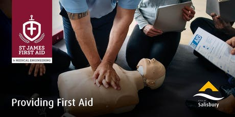 Provide First Aid Certification tickets