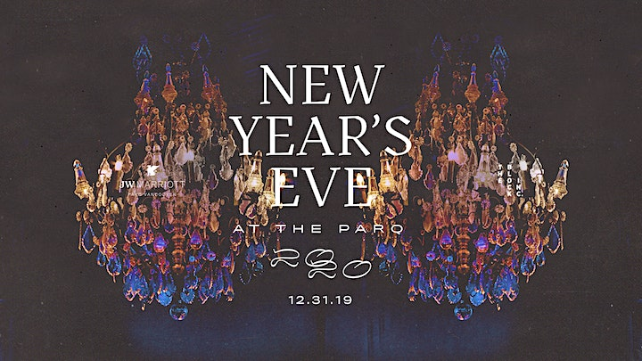New Year's Eve  Parq Gala 2020 image