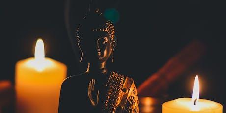 Tuesday Evening Meditation in Irvington, NY tickets