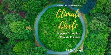 Climate Circle: Our Future Festival 2:30pm tickets