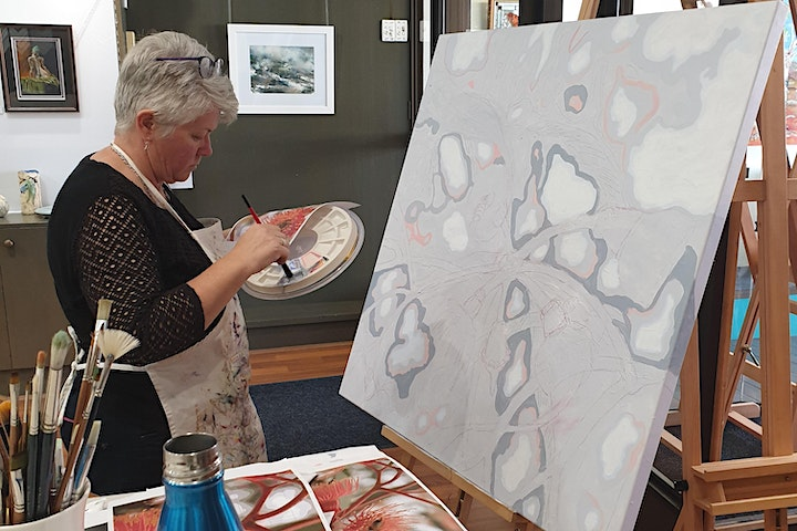 Fundamental Drawing with Sue McMaster (Tues, 8 Week Course) image