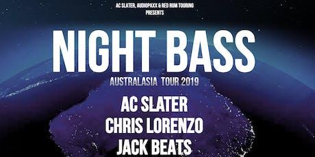 Night Bass ft. AC Slater, Chris Lorenzo & Jack Beats tickets