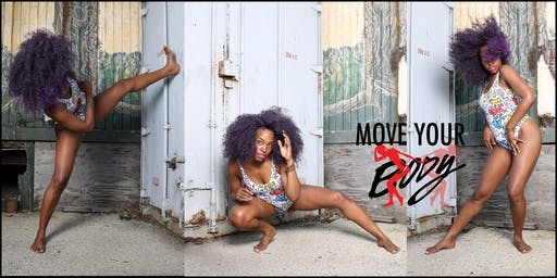 Move Your BODY : Reggae Dance Class