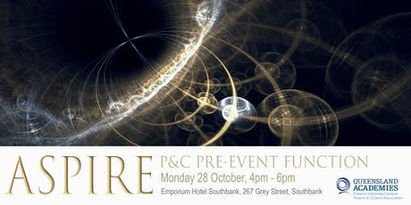 P&C Pre-event Function: ASPIRE 2019 tickets