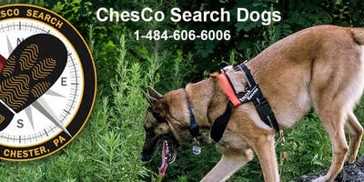 ChesCo Search Dogs Fall BBQ and fundraiser