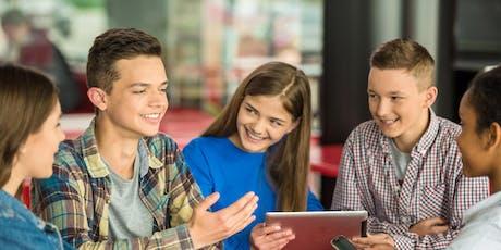 NZSTA Student Behaviour Management - Te Puke tickets