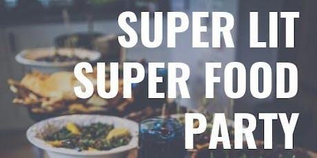 Superfood Vegan Dinner tickets