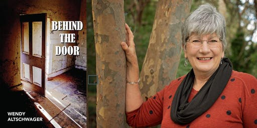 Behind the Door - book launch with Wendy Altschwager