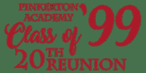 Pinkerton Academy Class of 99 Reunion