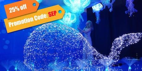 Ocean Cube - Immersive Pop-up Exhibit tickets