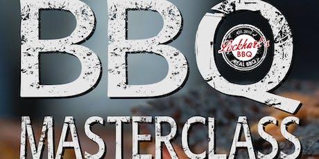 BBQ MasterClass - Smoked Turkey tickets