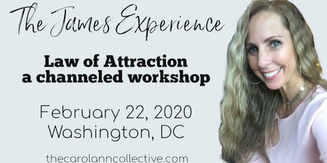 Law of Attraction Channeled Workshop tickets