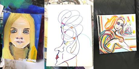 'STARtist' Art Exhibition tickets