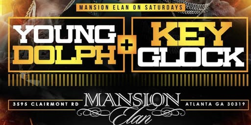 ATLANTA Young Dolph & Key Glock LIVE !!!!