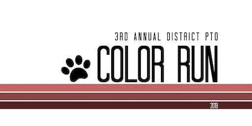 Cougar Color Run