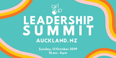 Auckland Girl Up Summit tickets