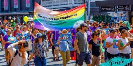 Brisbane Pride March Registration for State Gov Employees tickets