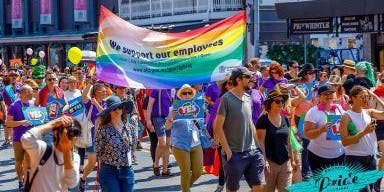 Brisbane Pride March Registration for State Gov Employees