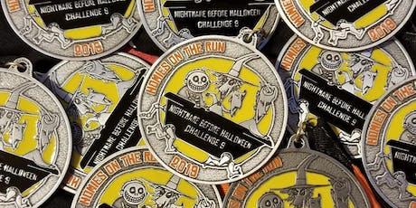 Homies on the Run Nightmare Before Halloween 5K Challenge 9 tickets