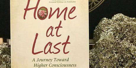 DO COME! Receive free signed book HOME AT LAST Sunday September 22, 2019 at the Network of Light 1:30 pm to 4:30 pm tickets