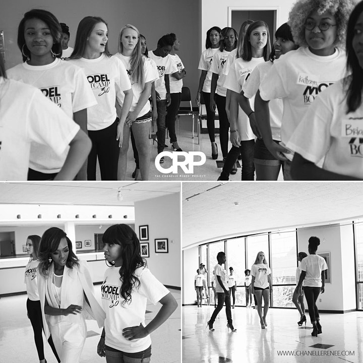 LAFW Private Class - Runway Bootcamp image