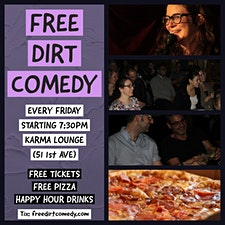 Francesca Day's Free Dirt Fridays! logo