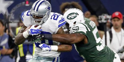 Jets vs Cowboys NFL Football Game, Casino and Tailgate Bus Trip