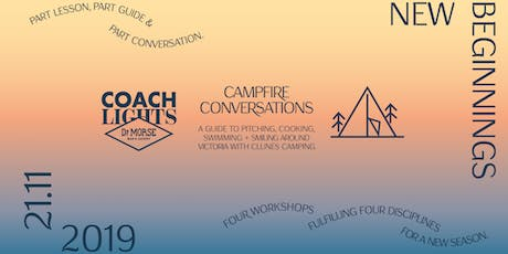 Campfire Conversations ~ Coachlights at Dr Morse tickets