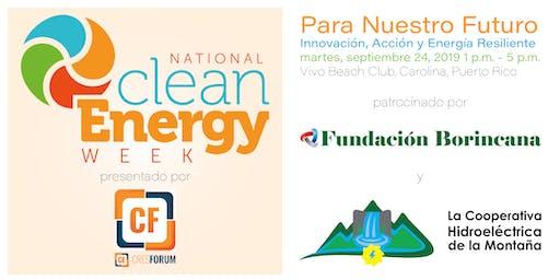 Para Nuestro Futuro - Innovación, Acción y Energía Resiliente