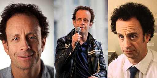 Kevin McDonald of Kids in the Hall: Stand-Up, Sketch, and Improv!