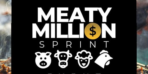 Meaty Millions Lunch - Single Ticket