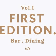 First Edition Restaurant & Bar logo