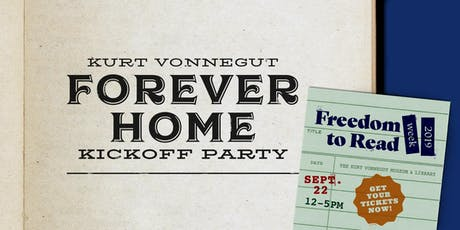 Kurt Vonnegut 'Forever Home' Kickoff Party + Colts Game Watching tickets