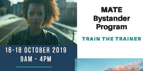 Gippsland MATE Train the Trainer tickets