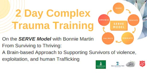 Complex Trauma Training in the SERVE Model with Bonnie Martin, LCSW