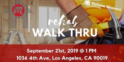 Fix-N-Flip Rehab Walk Thru - Project 4th